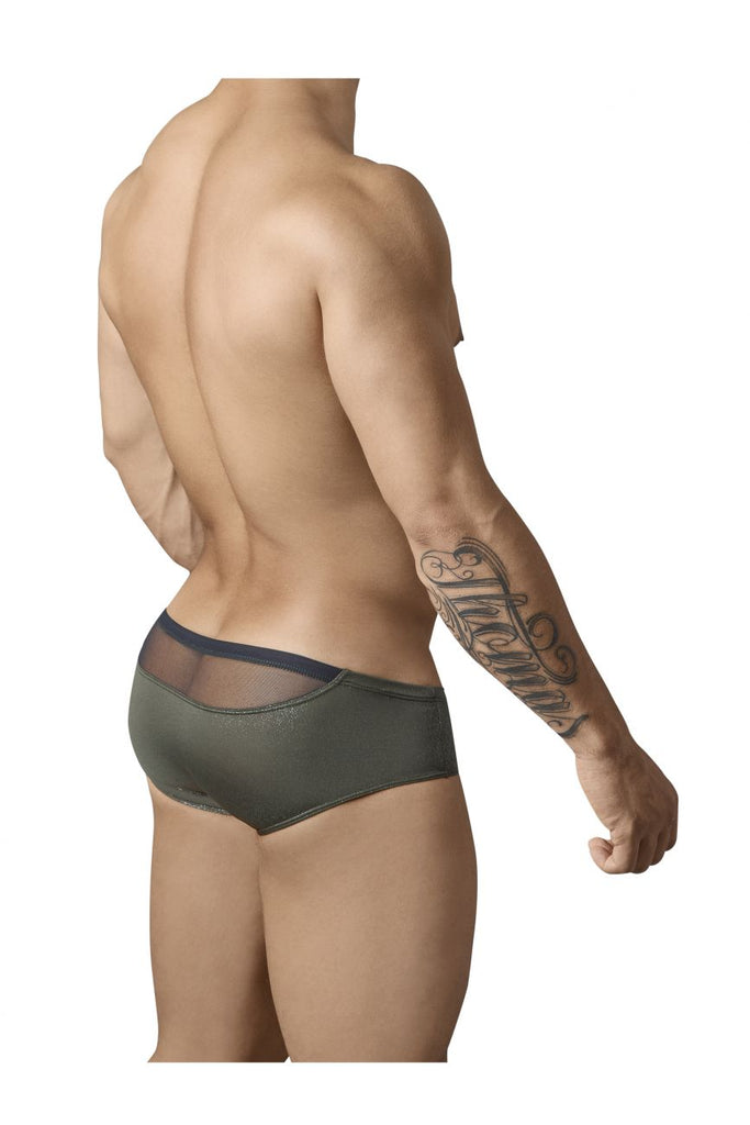 Pikante PIK 8704 Jordy Briefs Color Green
