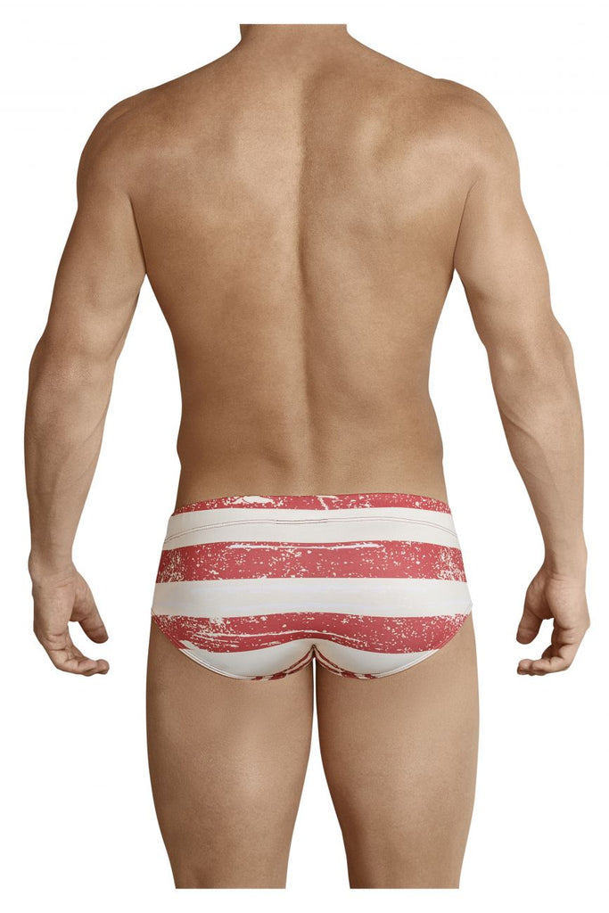 Pikante PIK 8719 USA Anatomic Briefs Color Red