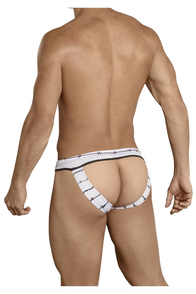 Pikante PIK 9287 Anonymous Castro Jockstrap Color White