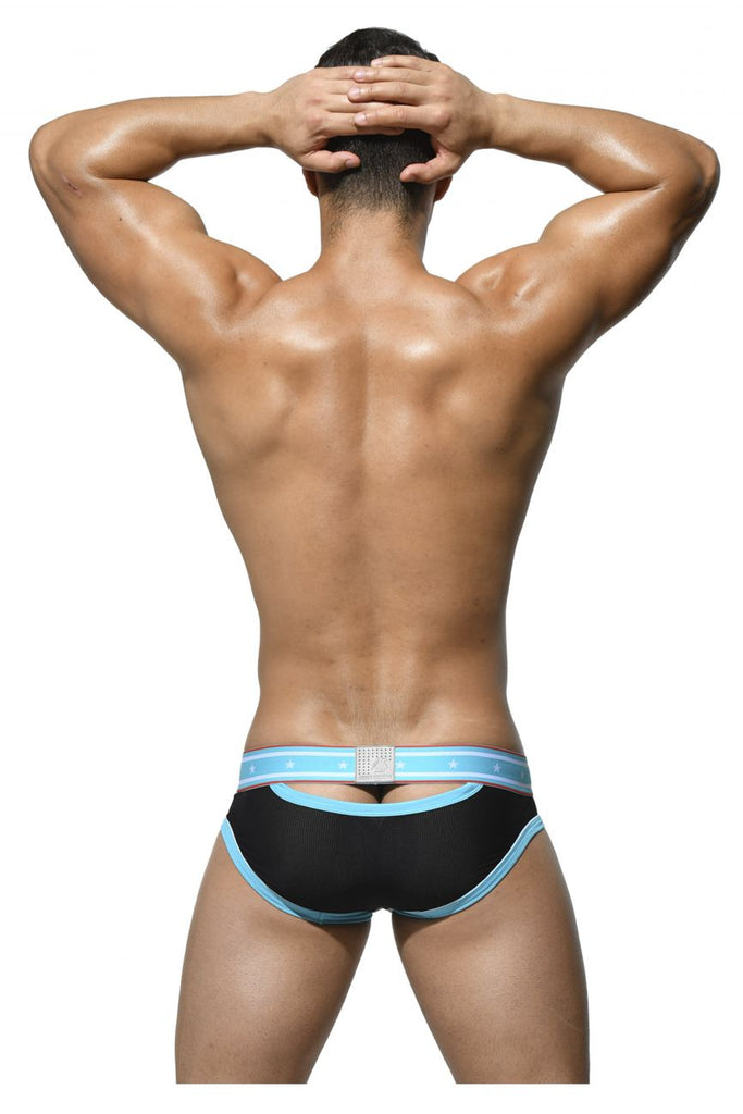Private Structure BLUZ3786 beFIT Player Contour Briefs Color Black