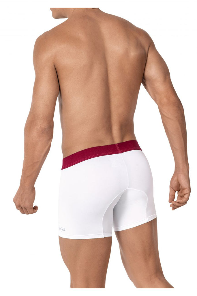 Roger Smuth RS019 Boxer Briefs Color White