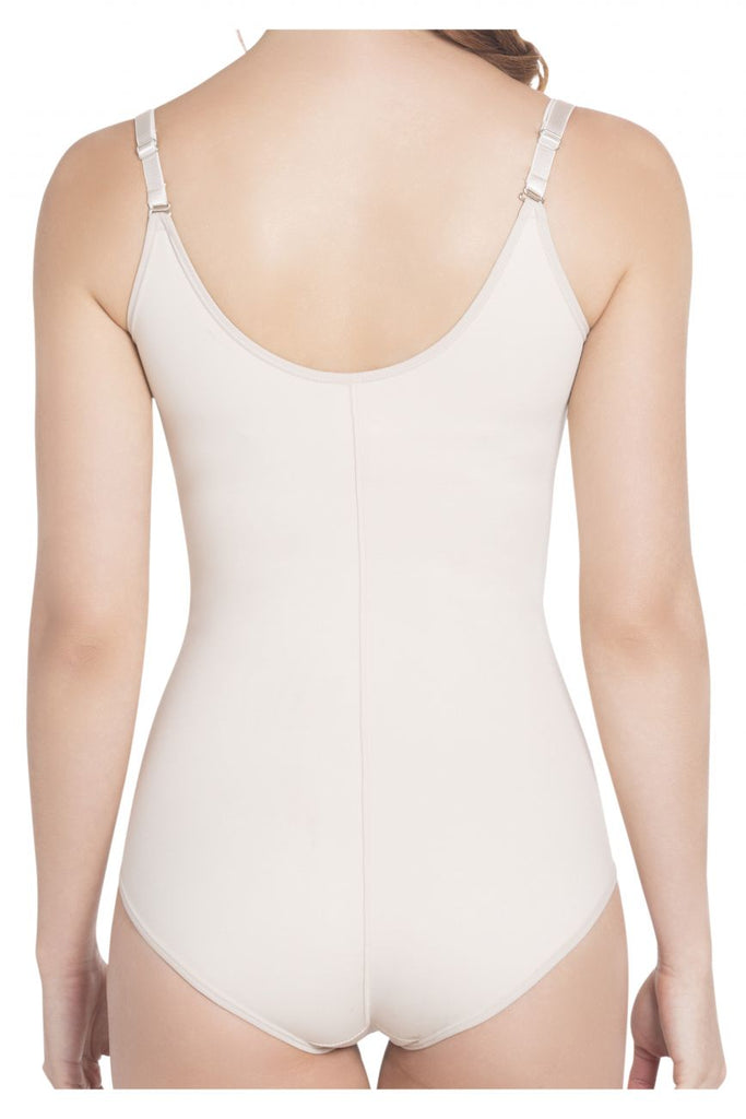Siluet E6005 Invisible Slimming Braless Body Shaper Color Nude