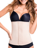 TrueShapers 1052 Latex free Waist Training Cincher Color Beige