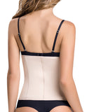 TrueShapers 1053 Latex free Waist Training Cincher Color Beige