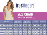 TrueShapers 1062 Latex free Workout Waist Training Cincher Color 01-Print