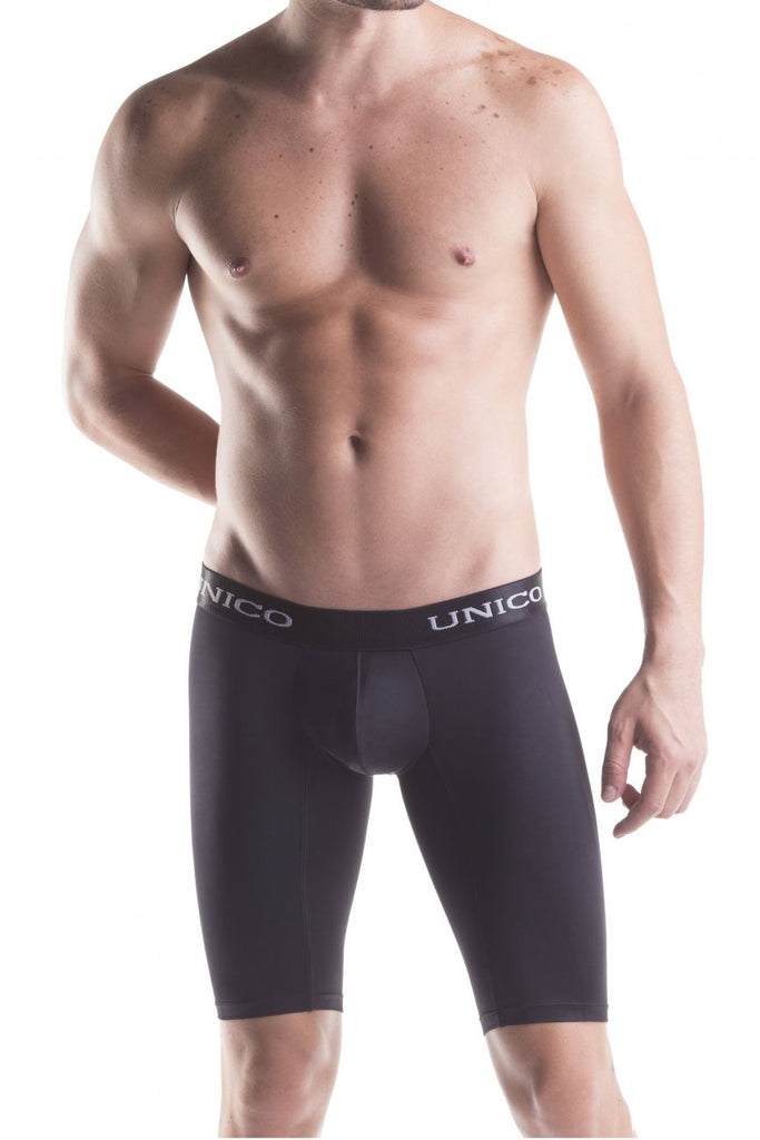 Unico 1200100399 Boxer Briefs Intenso Color Black