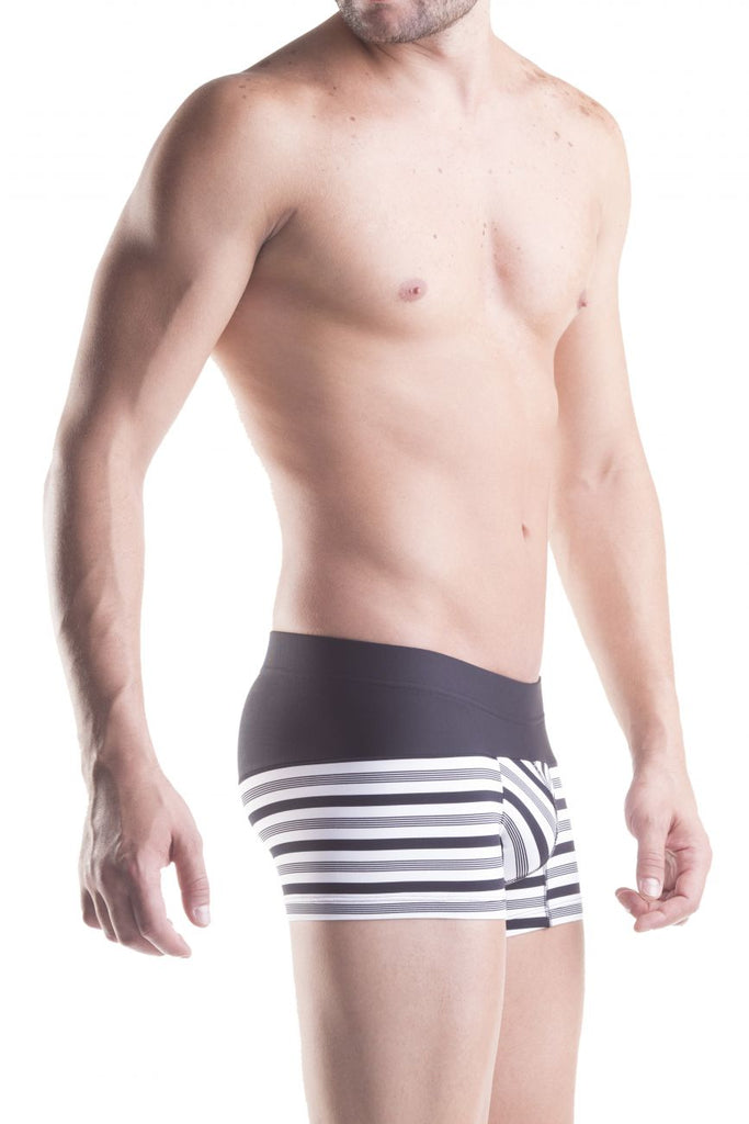 Unico 1310081352 Boxer Briefs Balance Color Black