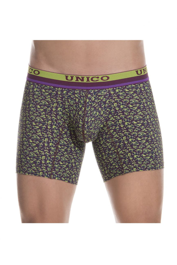 Unico 1802010024193 Boxer Briefs Huerta Color Multi