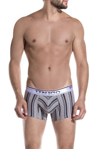 Unico 1902010023299 Boxer Briefs Unexpected Color Black