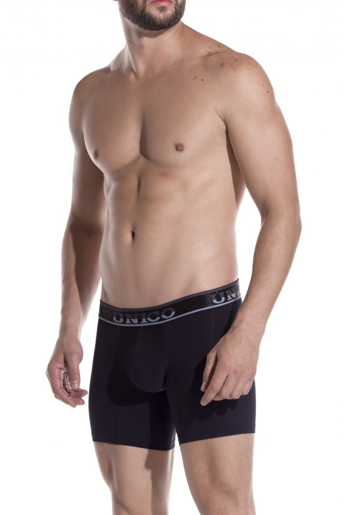 Unico 1902010020699 Boxer Briefs National Color Black