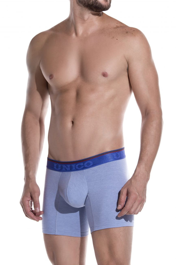 Unico 1902010023817 Boxer Briefs Talest Color Blue