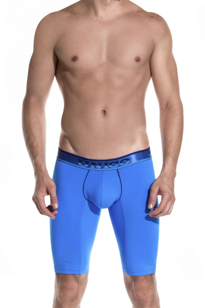 Unico 1902010030946 Boxer Briefs Immersion Color Blue