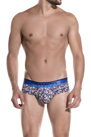Unico 1902020112093 Briefs Americano Color Printed