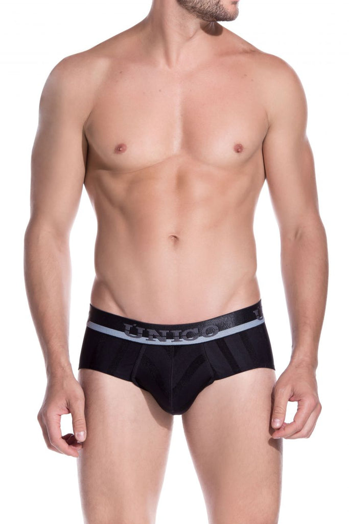 Unico 1905020110199 Briefs Azabache Color Black