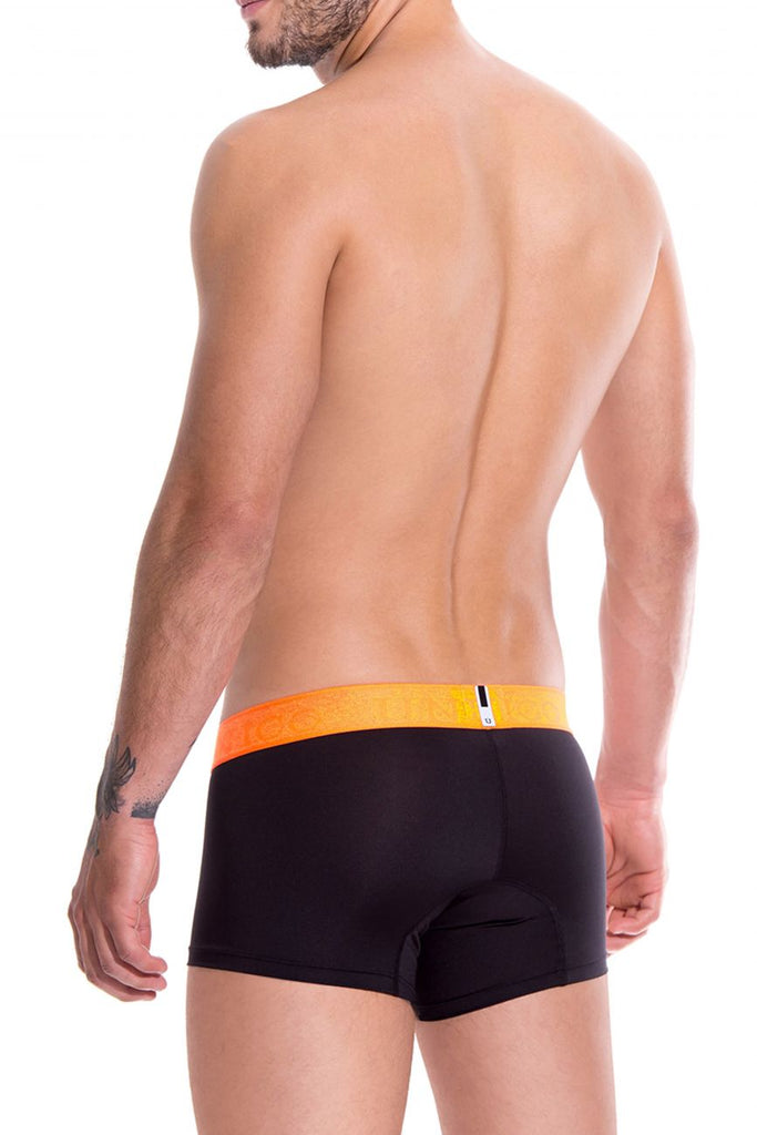 Unico 19160100114 COLORS Vigoroso Trunks Color 99-Black