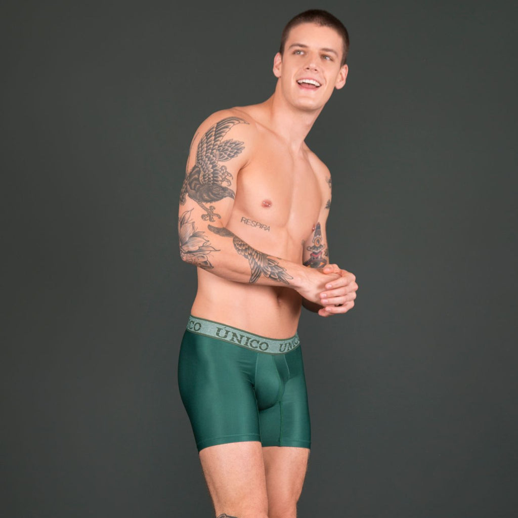 Unico 1916010020343 Boxer Briefs COLORS Color Green