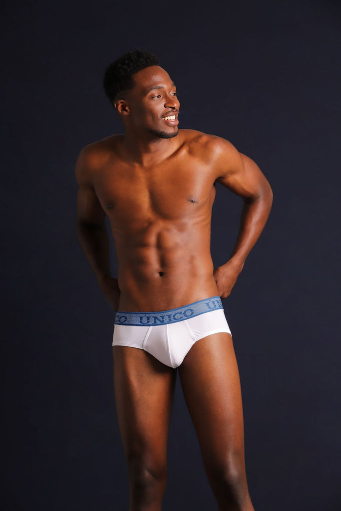 Unico 20160201102 Enchanted Briefs Color 00-White