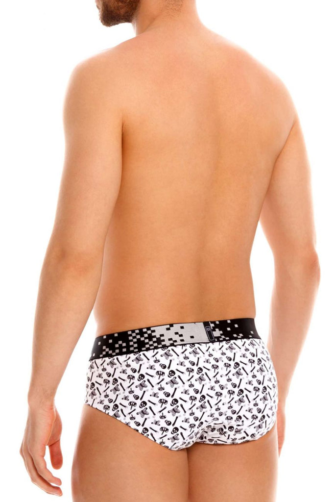 Unico 20320201123 Mito Briefs Color 29-White