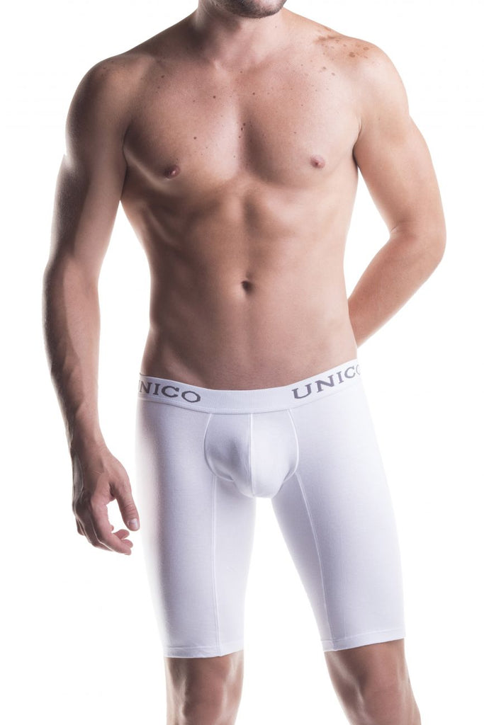 Unico 9610100100 Boxer Briefs Cristalino Color White
