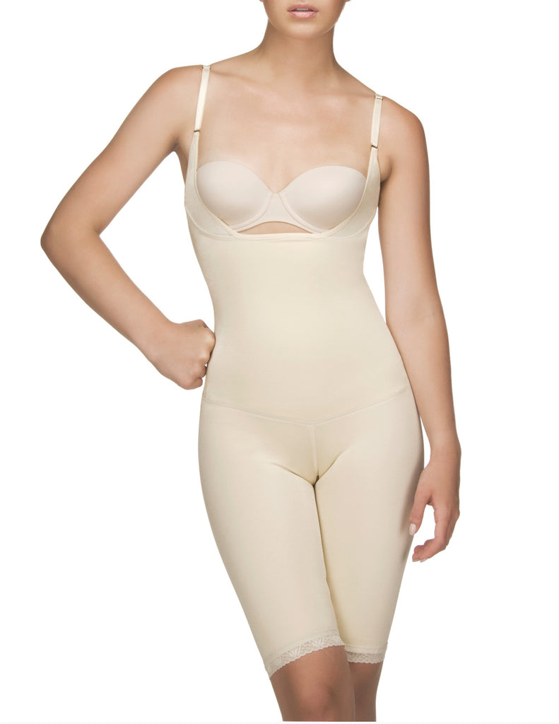 Vedette 104 Stephanie Full Body Shaper Color Nude