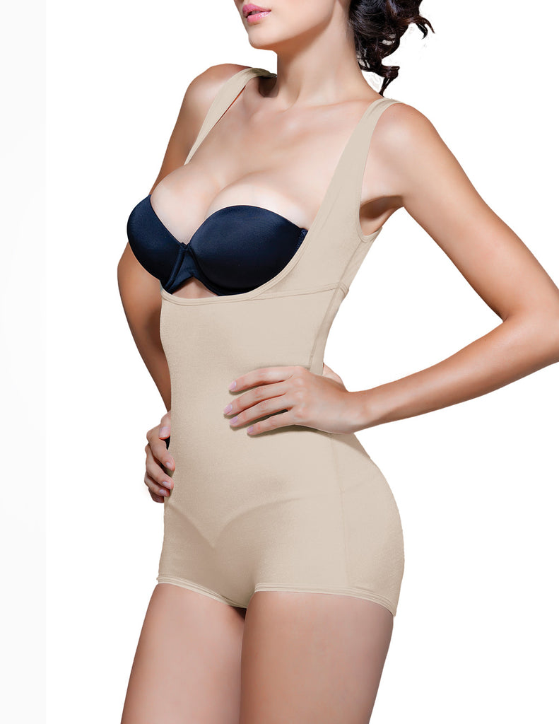 Vedette 138 Lillian High-back Underbust Body Shaper Color Nude