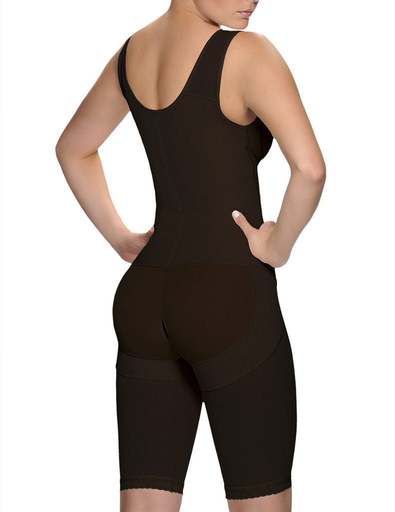 Vedette 340 Michelle Full Body Shaper Color Black