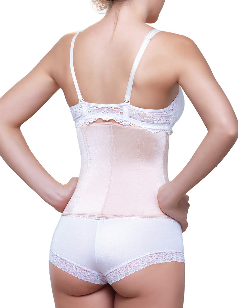 Vedette 901 Clarette Waist Cincher Girdle Color Nude