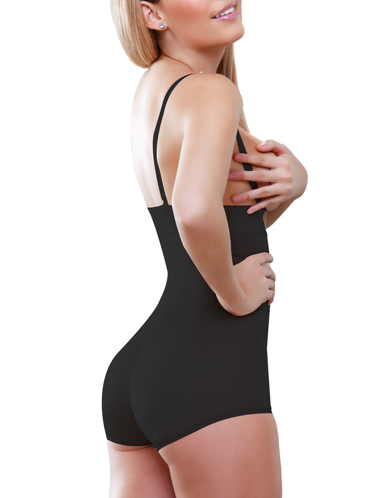 Vedette 935 Gina Strapless Hip Hugger Shapewear Color Black
