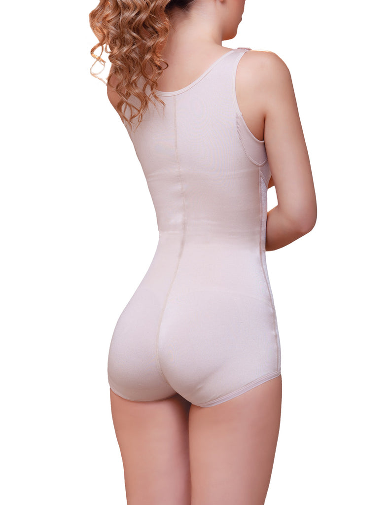 Vedette 936 Ariana High Back Wide Strap Shapewear Color Nude