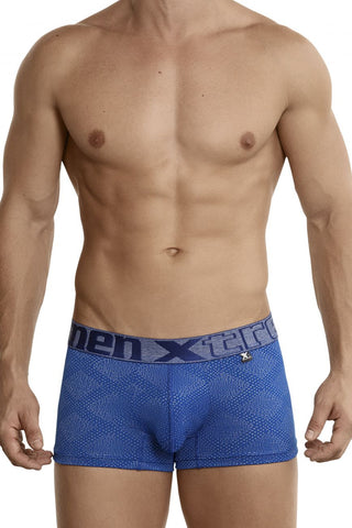 Xtremen 91045 Cycling Print Jockstrap Color Dark Blue