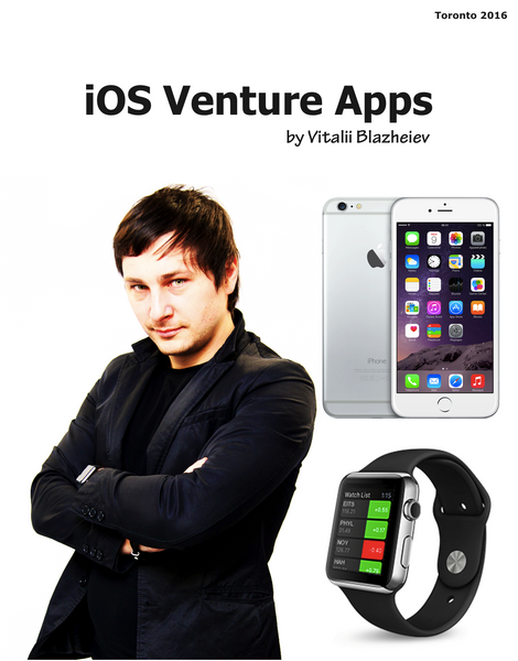 "Book ""iOS Venture Apps"""