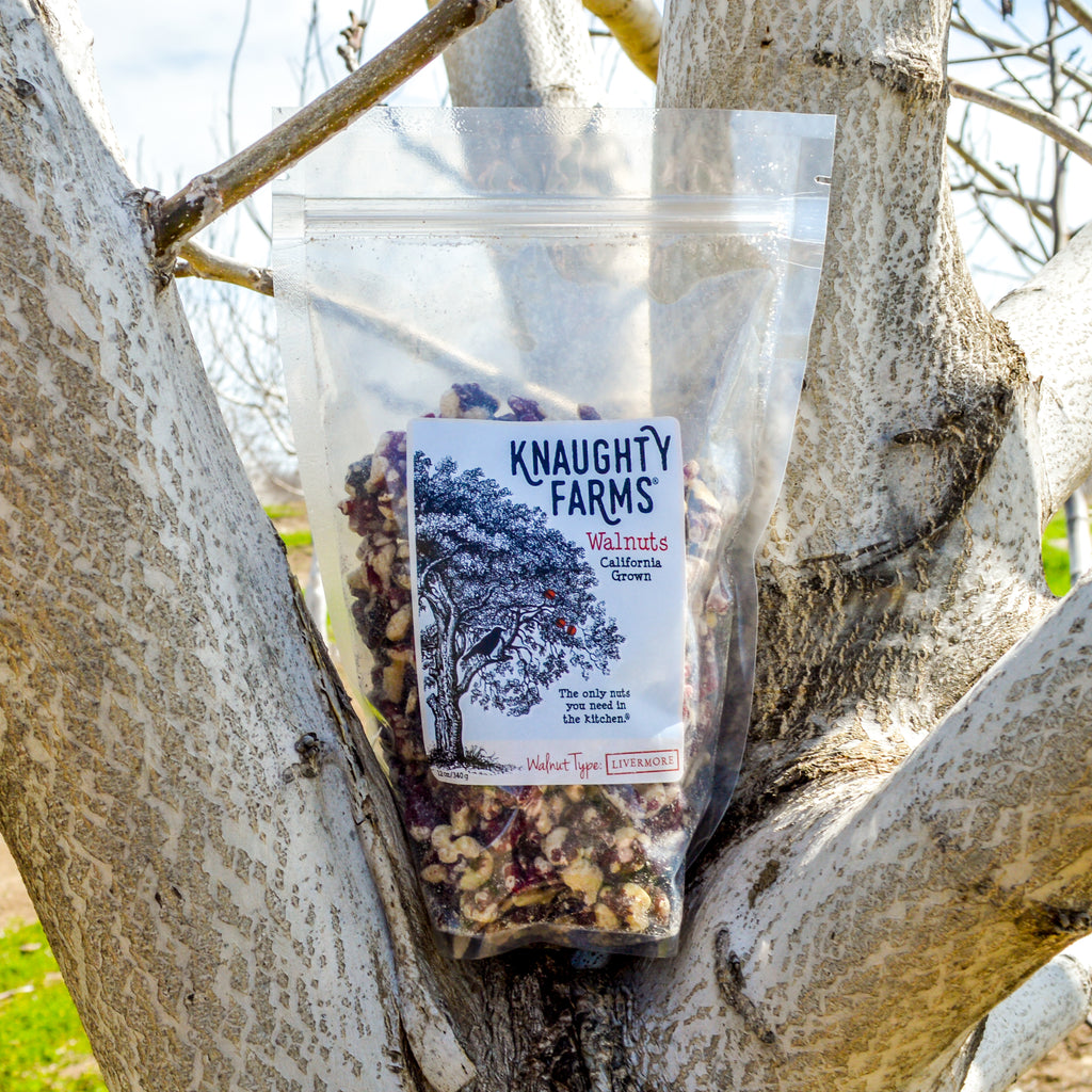 Knaughty Farms® Livermore Walnuts