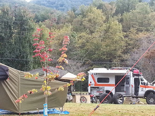 Fall.. A Great Time for Camping