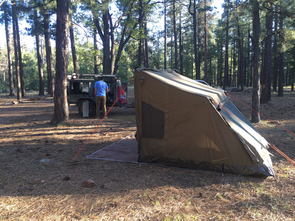 Camping in my OzTent is so Easy & Fun!