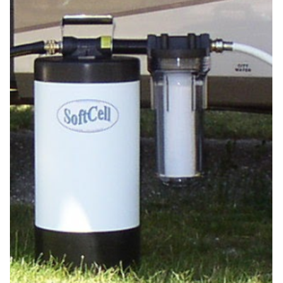 A Portable RV Soft Water System by SoftCell