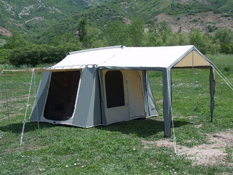 Kodiak Canvas Cabin Tent : grizzly tents - memphite.com