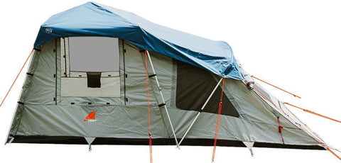 Oztent Oxley 7 Lite Tent - With Rainfly