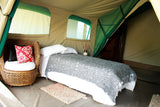 BushTec Adventure Meru Echo Tent-BedRoom View