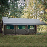 BushTec Adventure Meru Echo Tent Side View