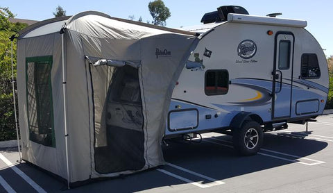 R-Pod Rear Trailer Tent-RTPOD