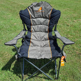 Oztent King Goanna Chair with Adjustable Lumbar