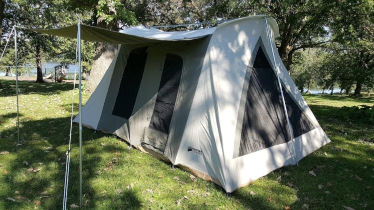 Kodiak Canvas 6044 VX Tent : kodiak quick set tent - afamca.org