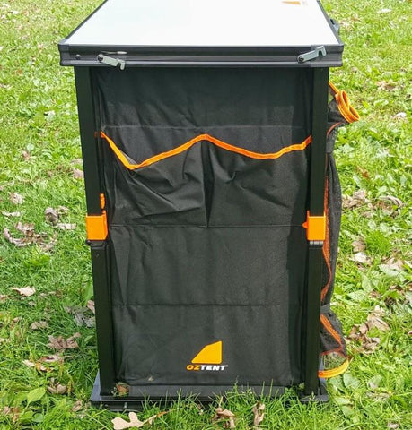 Oztent Camper Cupboard - Closed