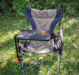 Jet Tent LX Chair with Adjustable Table - Front