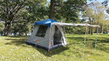 Oztent Oxley 5 Lite Tent With Awning