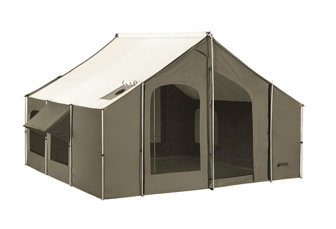 Kodiak Canvas Cabin Lodge Tent W/ Stove Jack