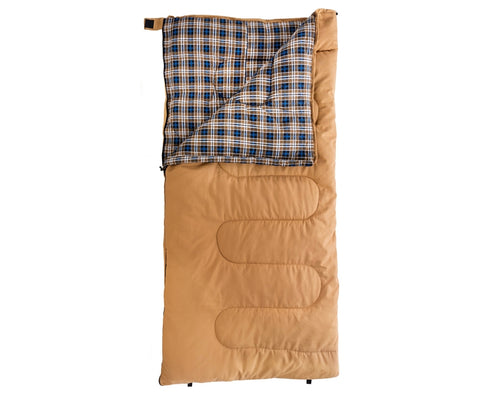 Kamp rite SB540 Ultra Sleeping Bag - Open