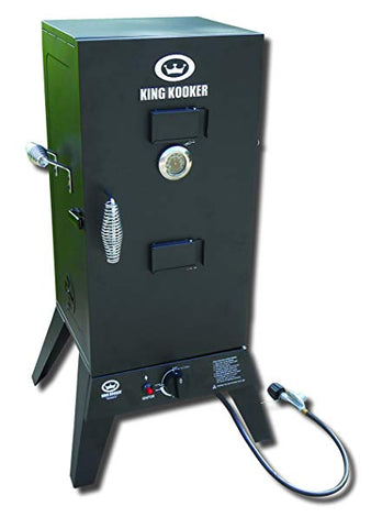 King Kooker #2113 Low Pressure Smoker - 4010060