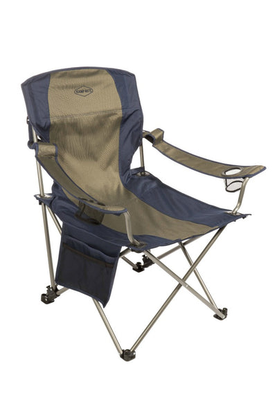 Kamp Rite Camping Chair With Removable Footrest