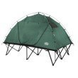 Kamp Rite Compact 2 Person Tent Cot Set Up